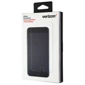 Verizon-Tempered-Glass-Screen-Protector-for-Apple-iPhone-8-Plus-7-Plus-Clear
