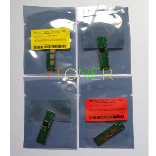 16 Toner Chips For Samsung Express C410W C412W C413W C460FW C462W C463W CLT-406S
