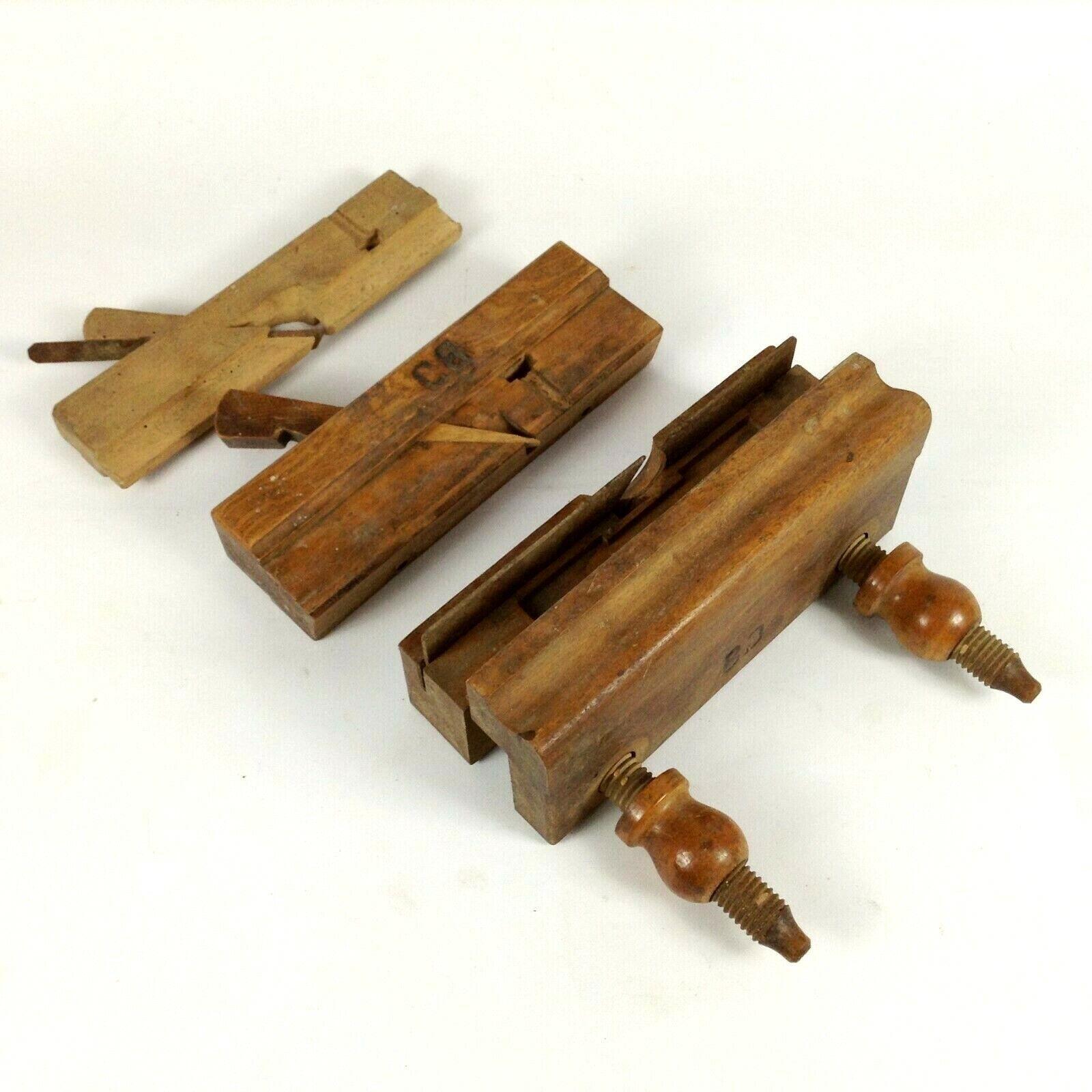 Antike Hobel Handhobel Falzhobel Schreiner Werkzeug Küfer Wagner Restaurierung
