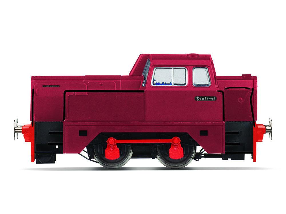 Hornby R3577 Diesellok Oxfordshire Ironstone Company Sentinel Graham  | Überlegen