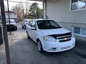2007 Chevrolet Aveo air clim