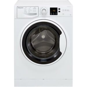 Hotpoint-NSWA843CWWUK-A-Rated-8Kg-1400-RPM-Washing-Machine-White-New