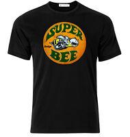 Dodge Super Bee - Graphic Cotton T Shirt Short & Long Sleeve