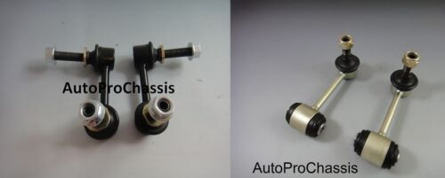 2 FRONT 2 REAR SWAY BAR LINKS LEXUS IS250 06-14 AWD ONLY