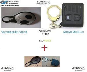 TELECOMANDO ANTIFURTO GT AUTO ALARM GT 82 TX GT 82N GT 482 + GUSCIO eBay