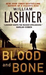 Blood and Bone by Lashner, William 9780061143496