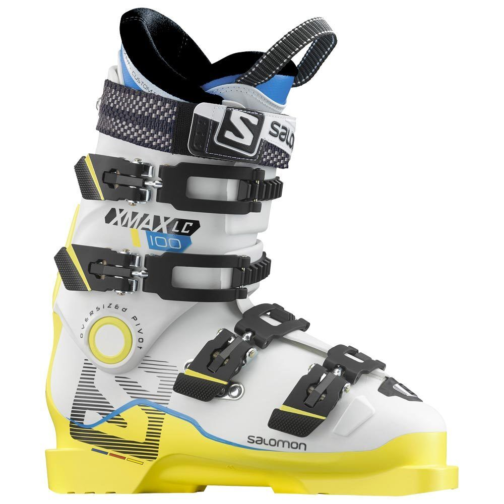 NEW Salomon X Max LC 100 Jr  alpine downhill ski boots - 23.5  luxury brand