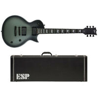 Esp Bill Kelliher Bk-600 Electric Guitar Military Green Sunburst Satin +case