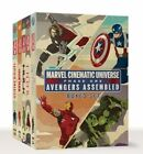Marvel Cinematic Universe: Phase One Book Boxed Set: Avengers Assembled by Alex Irvine (Hardback, 2015)