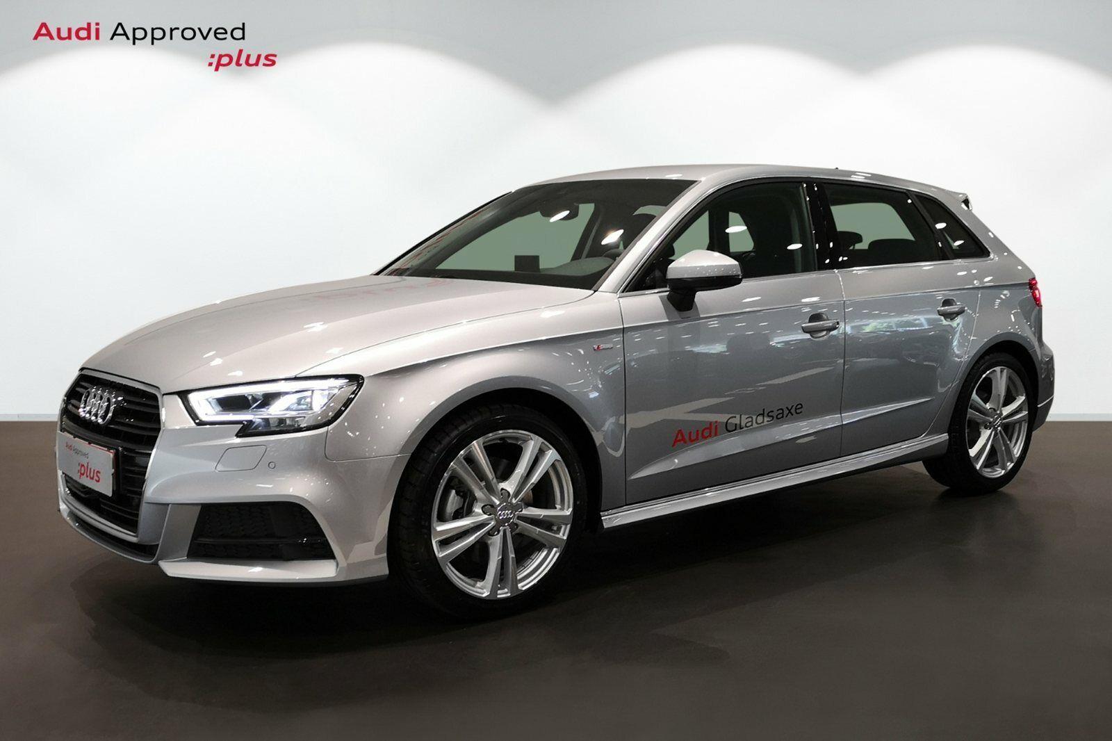 Audi A3 40 TFSi Sport Limited SB S-tr. 5d - 360.000 kr.