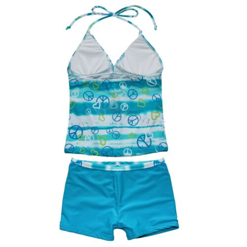 Toddler Kids Baby Girls Tankini BIKINI Swimwear Swimsuit Suit Beachwear Bathing~
