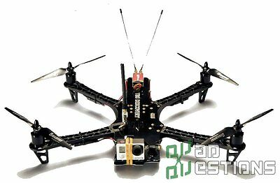 TBS Discovery Quadcopter Top and Bottom Plate