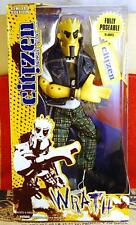 """Wrath Yellow Citizen Urban Icon TYPE 1 Limited Edition 11"""" Action Figure c48"""