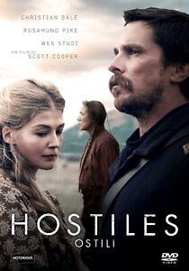 HOSTILES - OSTILI  DVD AVVENTURA