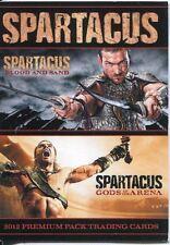 Spartacus 2012 Promo Card P1