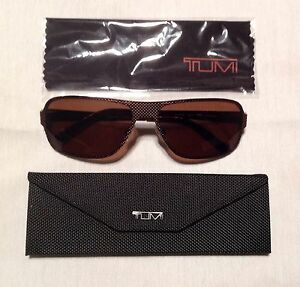 3aea2a54b3b 295  BRAND NEW TUMI CHOCOLATE BROWN