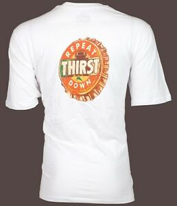 TOMMY-BAHAMA-Mens-T-Shirt-REPEAT-THIRST-DOWN-Football-WHITE-Beer-Cap-XL-3XL-45