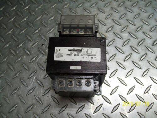 Details about  /MICRON IMPERVITRAN B150-2901-5 150 VA TRANSFORMER