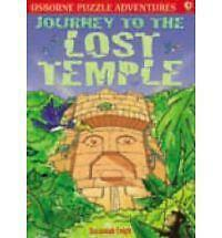 Journey to the Lost Temple by Susannah Leigh (Paperback, 2007)