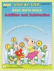 Step by Step Math Addition and Subtraction 9781586831417 Book