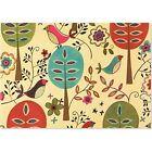 Note Card Folk Art Birds 1593597630 Peter Pauper Press Inc US 2009 Cards