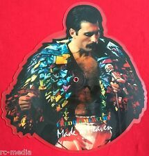 FREDDIE MERCURY(QUEEN) - Made In Heaven - UK Shaped Picture Disc (Vinyl Record)