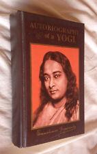 Kriya Yoga libro AUTOBIOGRAPHY of a YOGI Paramahansa Yogananda Self-Realization
