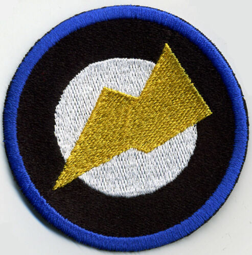"""Space Force Eyes /& Ears GI Joe Action Force 3/"""" Iron-on Patch"""