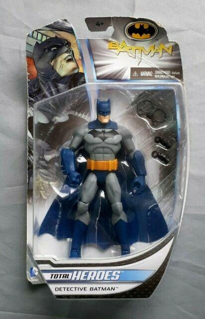 DC Comics Total Heroes Batman 6 Action Figure