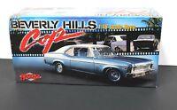 Gmp 18802 1:18 1970 Chevy Nova Hardtop Beverly Hills Cop Edition