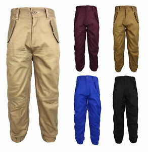 7d1f1771c Image is loading Boys-Location-Chino-Pant-Jeans-Cuffed-Chinos-Coloured-