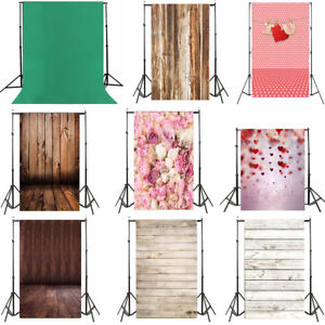 25-Types-Vinyl-Studio-Photography-Backdrop-Stand-Background-Props-Flower-Wooden