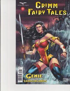 Grimm Fairy Tales Volume 2 #9 Cover B Zenescope Comic GFT NM Tolibao