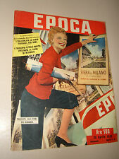 EPOCA=1952/81=ERIO CODECA=PREDAPPIO=PORT MARTIN=VILLA BOSCOVERDE=ISA BARZIZZA=
