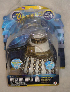 Dr-Doctor-Who-Special-Weapons-Dalek-Sound-Effects-BRAND-NEW-IN-BOX