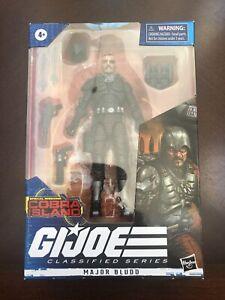 Hasbro 2021 G.I. Joe Classified Series Special Missions Cobra Island Major Bludd