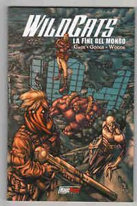 WILDCATS: LA FINE DEL MONDO (2010) - Magic Press