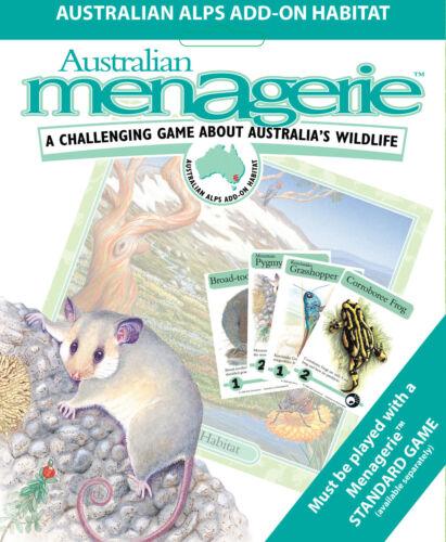 AUSTRALIAN MENAGERIE BOARD GAME ADD-ON PACK AUSTRALIAN ALPS