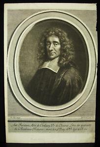 Antoine-Furetiere-1620-1688-Abbot-Of-Chalivoy-Sc-Gerard-Edelinck-18th-Of-Seve