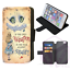 ALICE-IN-WONDERLAND-Mad-Hatter-Wallet-Flip-Phone-Case-iPhone-4-5-6-7-8-Plus-X thumbnail 9