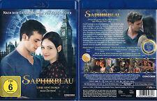 SAPHIRBLAU --- Blu-ray --- der 2. Teil nach den Bestsellern von Kerstin Gier --