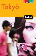 Fodor's Tokyo (Full-color Travel Guide), Fodor's, Very Good Book