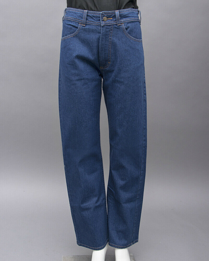 CREATURES OF COMFORT bluee Denim High Waisted Tapered Relaxed Fit Pants Jeans 6