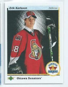 17-18-SP-Authentic-Retro-Draft-Pick-Erik-Karlsson-RDPEK-Free-Combined-Shipping