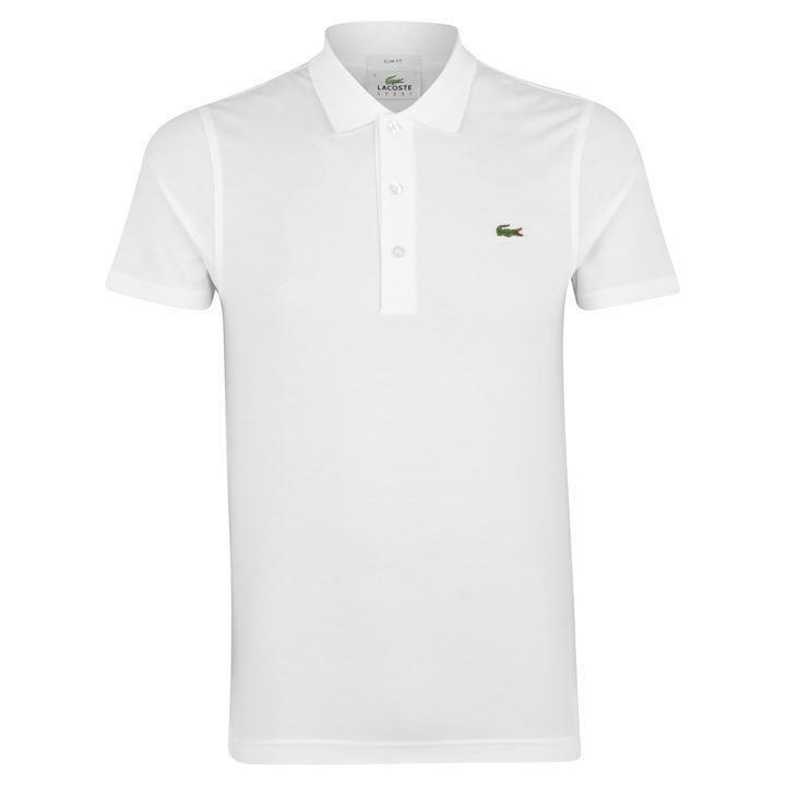 Lacoste Slim Fit MENS Polo Shirt SIZE XL (6)