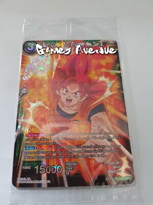 Son Hoku SSG Energie P-094 PR Dragon Ball Super Card Game sous blister