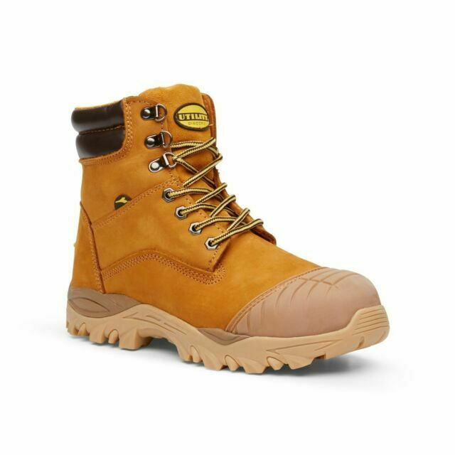 Diadora Craze Unisex Work Laced Boots
