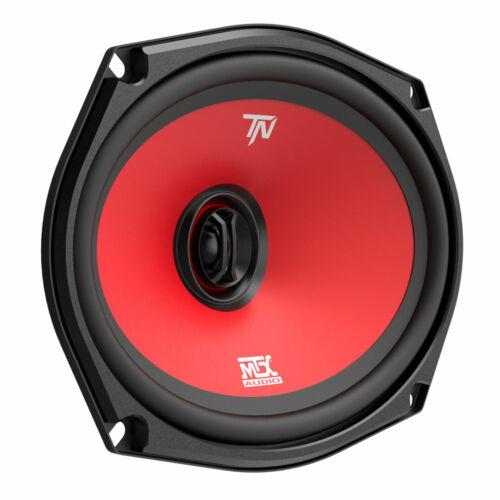 MTX Terminator69 60 Watt RMS 2 Way Polypropylene Coaxial Car Speakers Pair