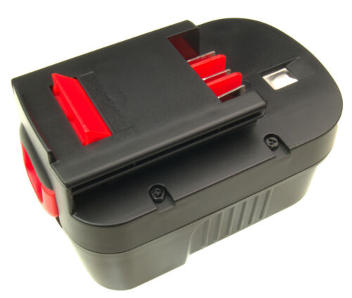 499936-35 14,4V 2000mAh NiMh Akku für BLACK/&DECKER Firestorm 499936-34
