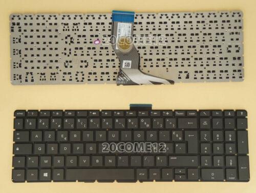 For HP 17-g174nf 17-g175nf 17-g176nf 17-g178nf 17-g180nf Keyboard French Clavier